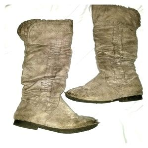 Size 13 Gray Expressions Girls Boots
